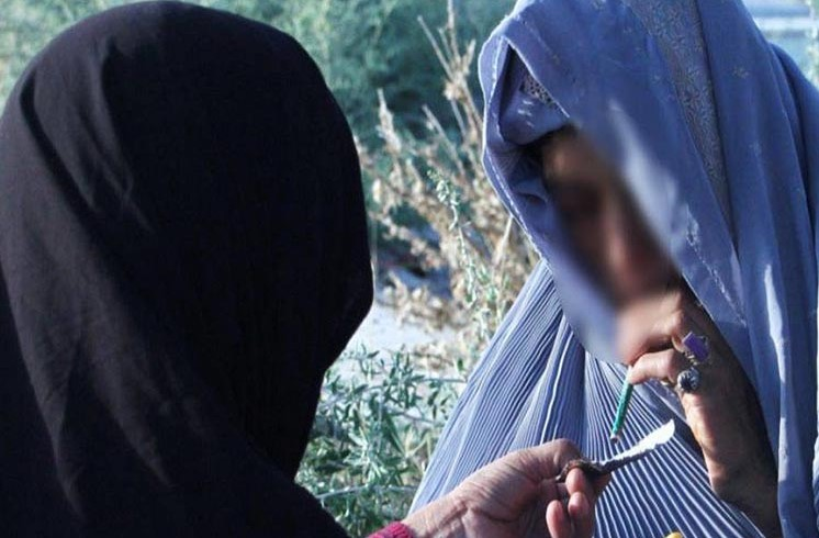 40% of drug addicts in Afghanistan are women - Ministry