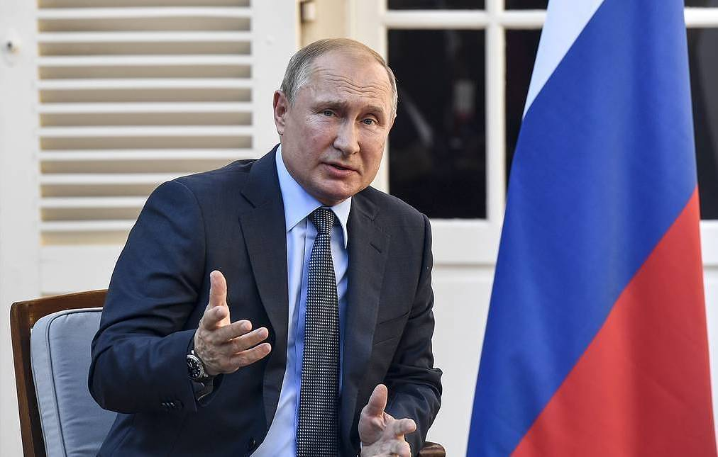 Cautiously optimistic about situation in Ukraine - Putin