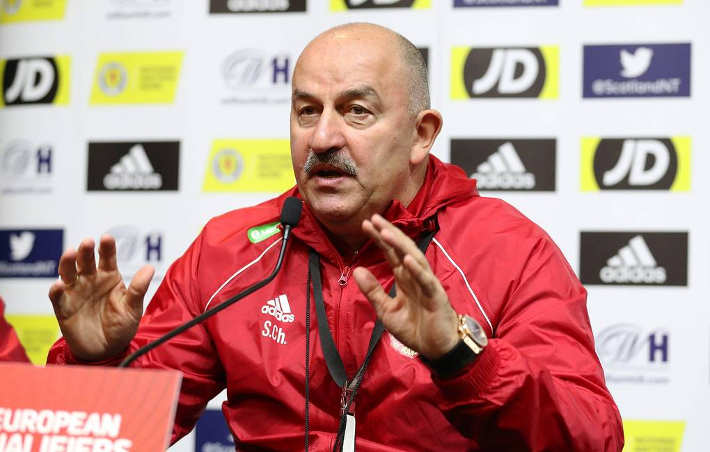 Russian football team ready for 2020 UEFA Euro Cup qualifier against Scotland - Coach