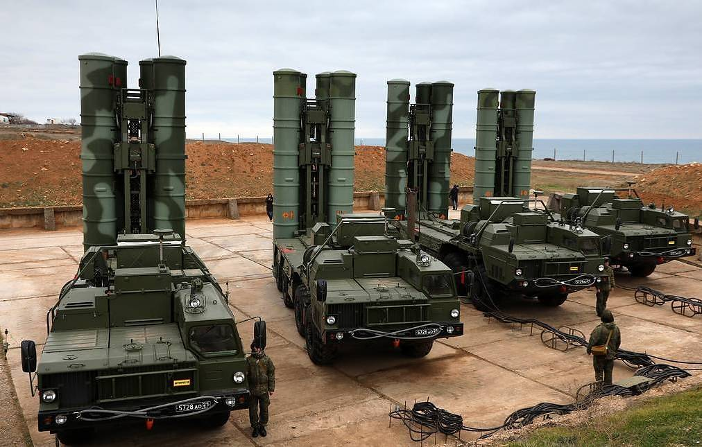 First Russian S-400 missile systems to be deployed in Turkey in December