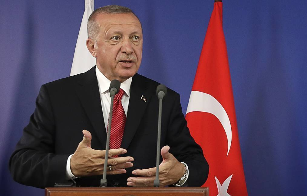 Operation in Syria will be continued if 'terrorists' fail to leave in time - Turkish President