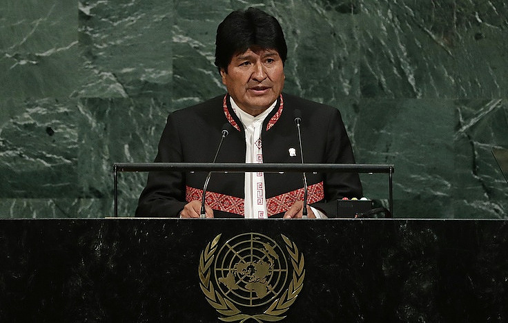 Bolivian president leading election race, says Electoral Organ