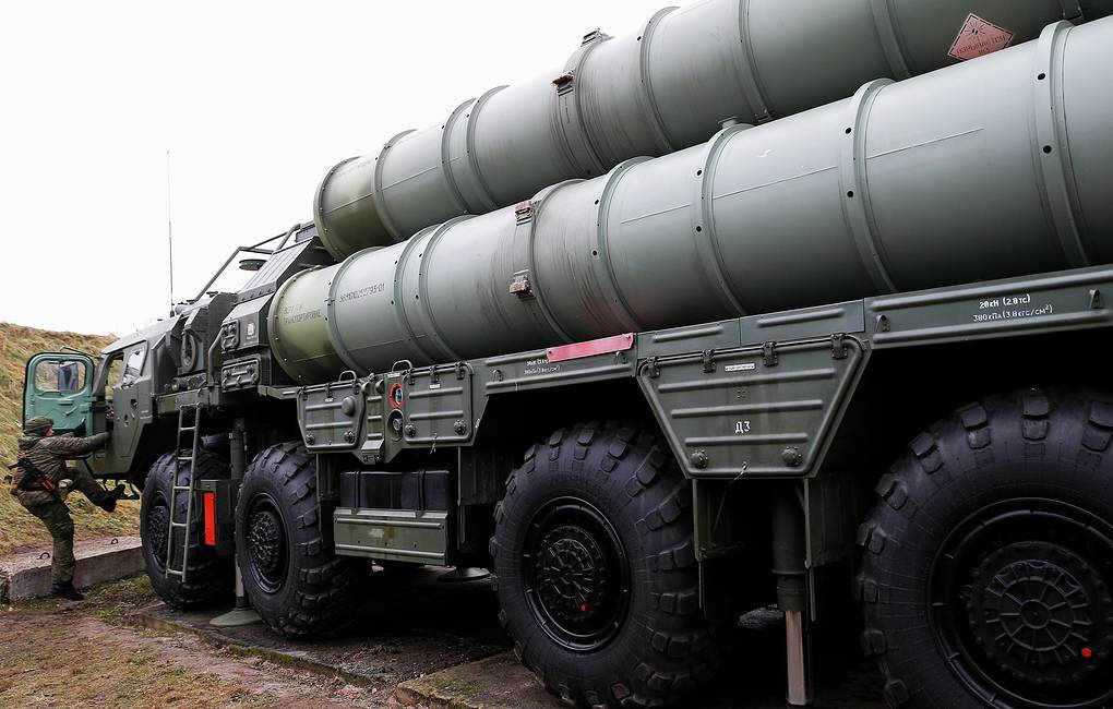 Turkey cannot give up Russia's S-400 in favor of US Patriot systems - Erdogan