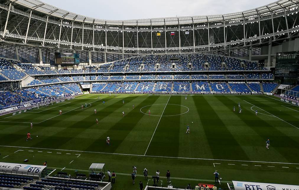 Dynamo Central Stadium ready to host UEFA Nations League matches in Moscow