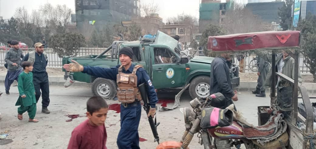 Many killed, wounded in Kabul, Helmand Explosions
