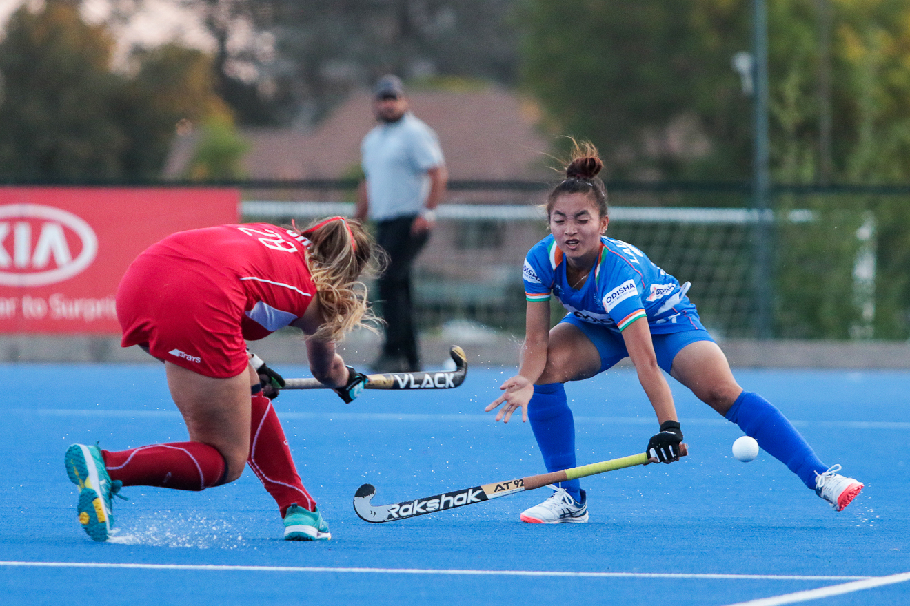 I'm inspired by Lalremsiami to break into the Indian Senior women's squad - Lalrindiki