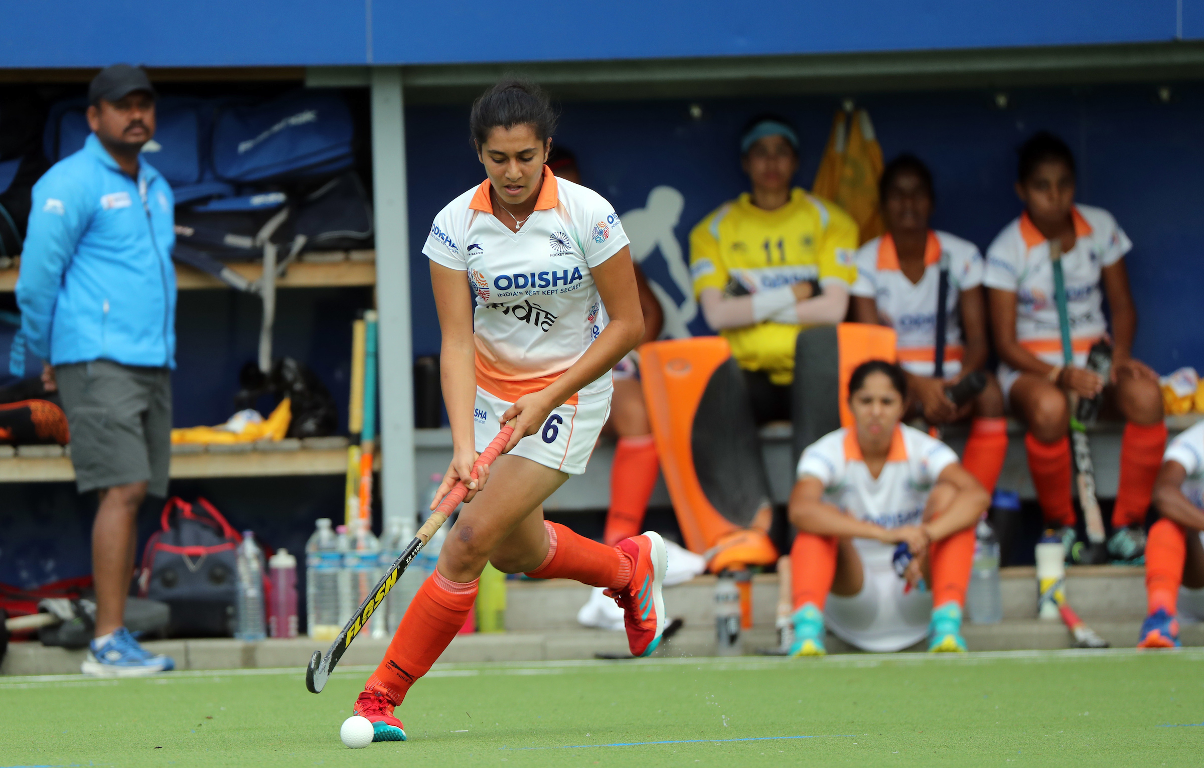 Keen to learn from drag-flickers in the Senior team - Gagandeep Kaur