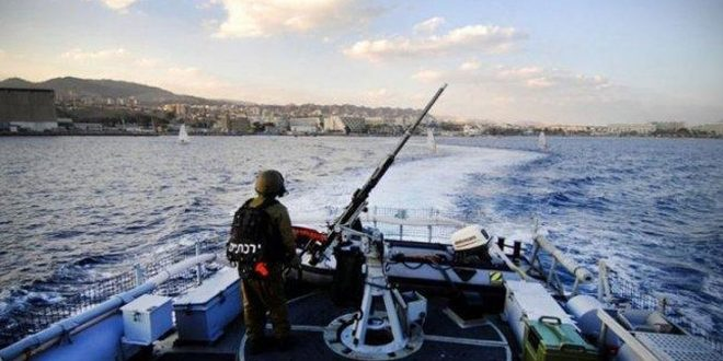 Israeli occupation target Palestinian fishermen in northern Gaza Strip