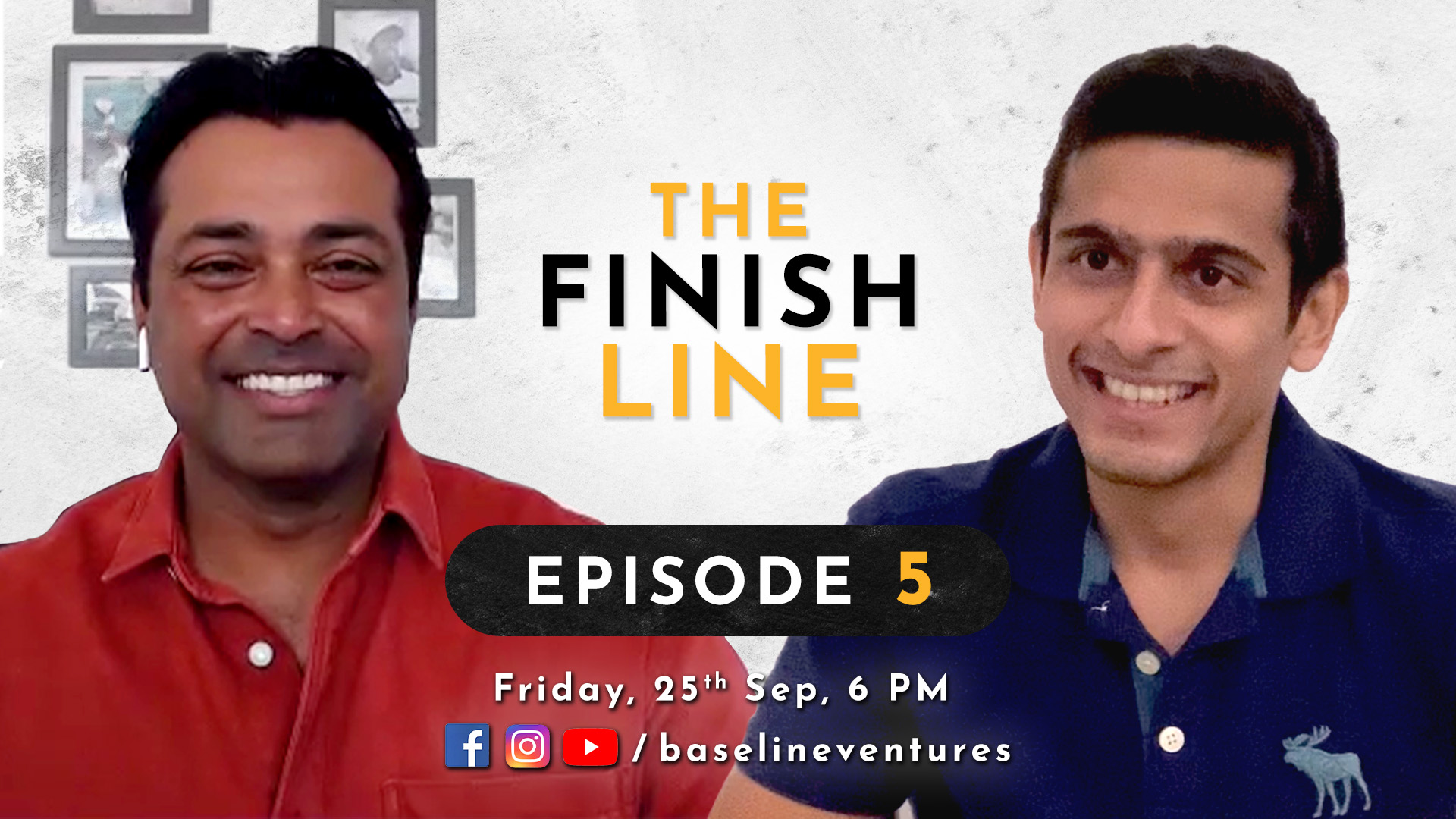 "Leander Paes opens up about clinching an Olympic medal in 1996 on ""The Finish Line"""
