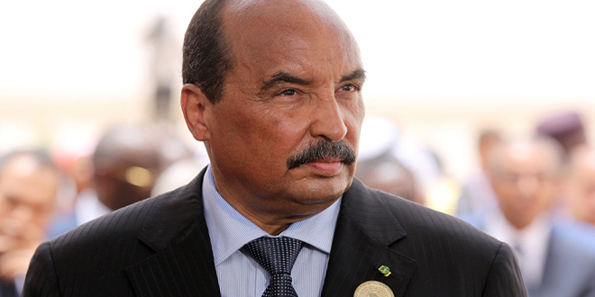Qatar supports and funds terrorism in Syria, Libya, Yemen and Tunisia - Mauritanian President