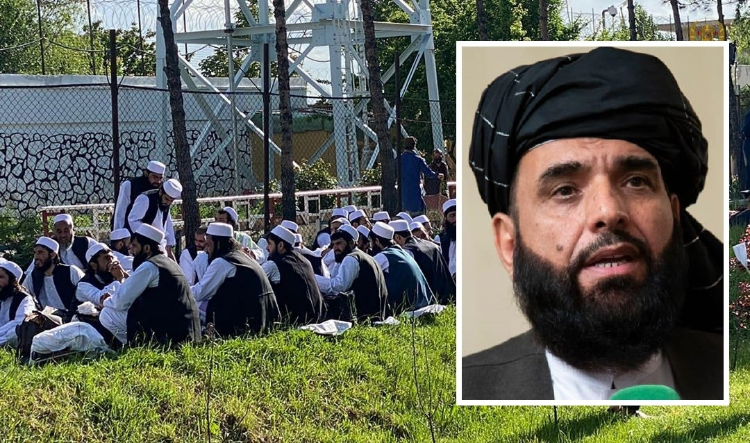 Taliban reacts to release of 900 prisoners of the group by Afghan government