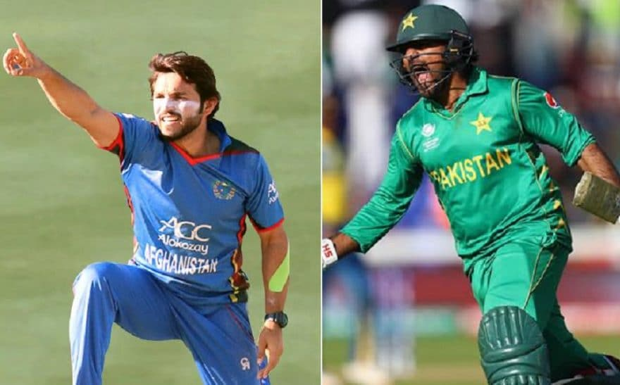Afghanistan beat Pakistan by 3 wickets in ICC World Cup Warm up match