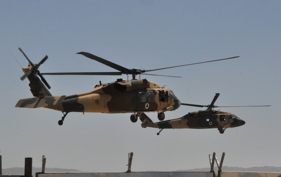 Concerns regarding misuse of Afghan Air Force fleet echoed in latest report to U.S. Congress