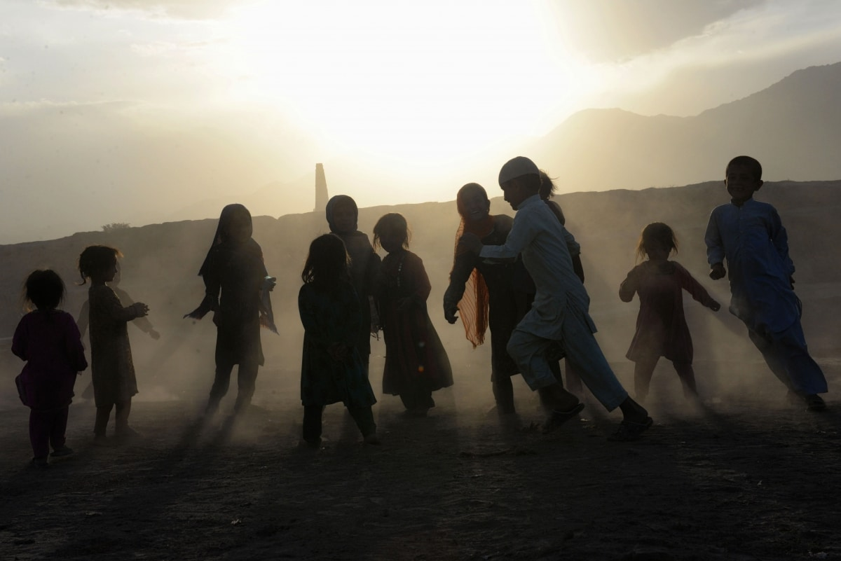 """Violence"" against children spiked in Afghanistan"
