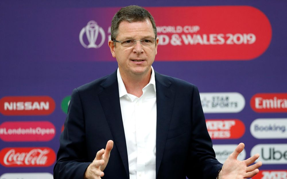 Alex Marshall responds to allegations of corruption with regards to the ICC Men's Cricket World Cup 2011 final
