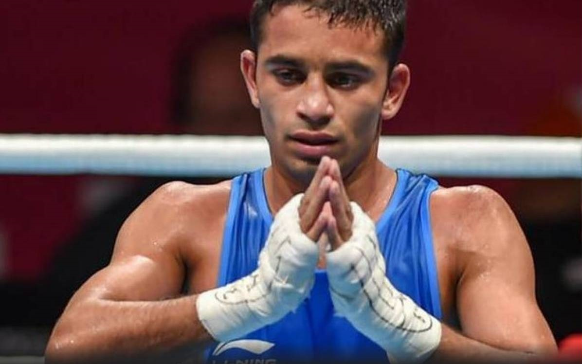 Silver Medalist Indian Boxing World Championship will be represented by Baseline
