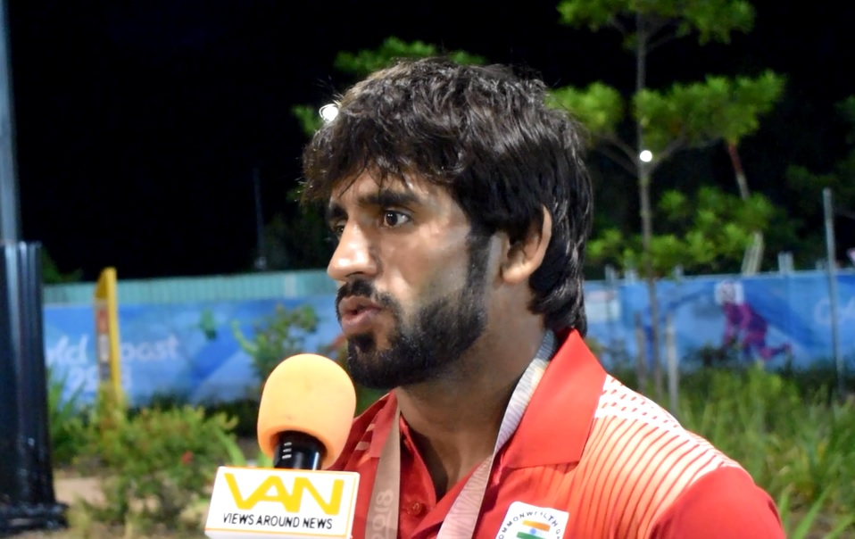 Mobil India signs wrestler Bajrang Punia as Brand Ambassador