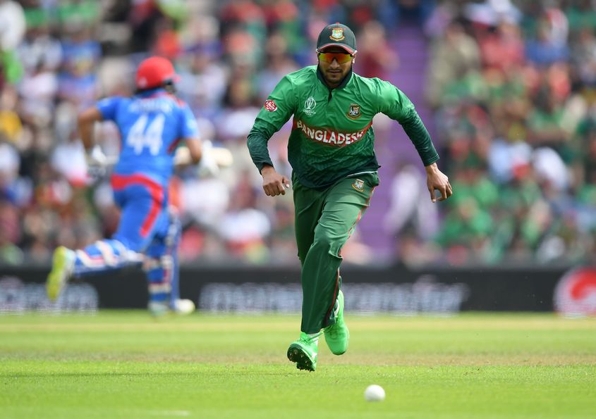Bangladesh star Shakib eyeing record books with bat and ball