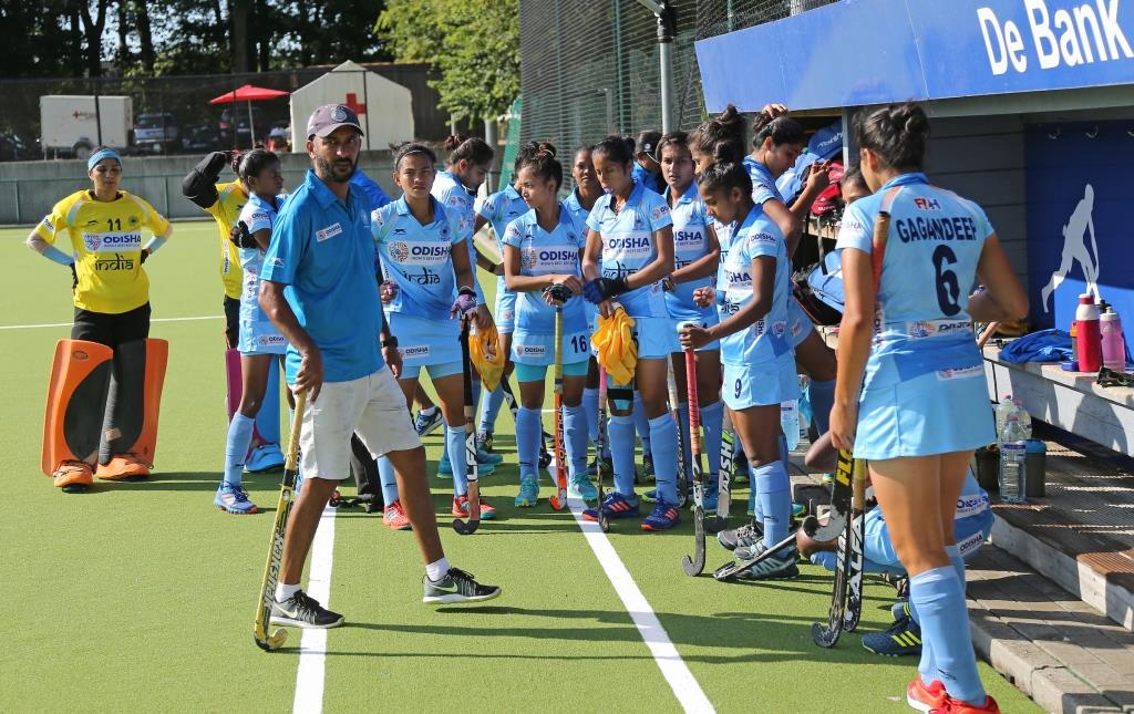 Hockey India named 33 players for Junior Women's National Coaching Camp