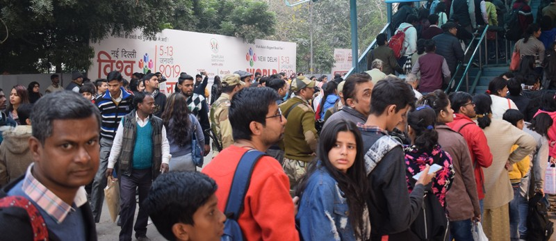 New Delhi World Book Fair Concludes with a Message that Books are Alive & Kicking