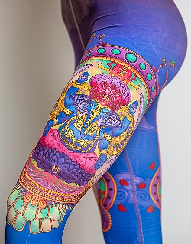 Upset Hindus urge California clothing firm withdraw Lord Ganesha leggings & apologize