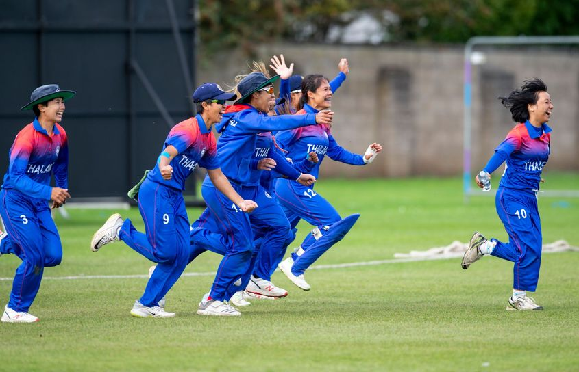 Bangladesh and Thailand qualify for ICC Women's T20 World Cup for Australia