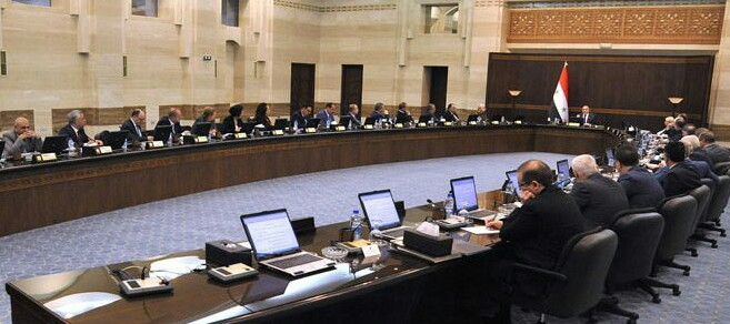 Syrian Cabinet reviews preparations for 61st Damascus International Fair