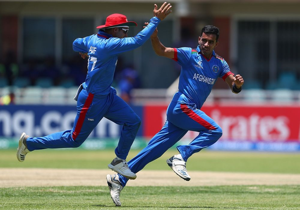 Afghanistan and Pakistan qualify for Super League while New Zealand win a thriller