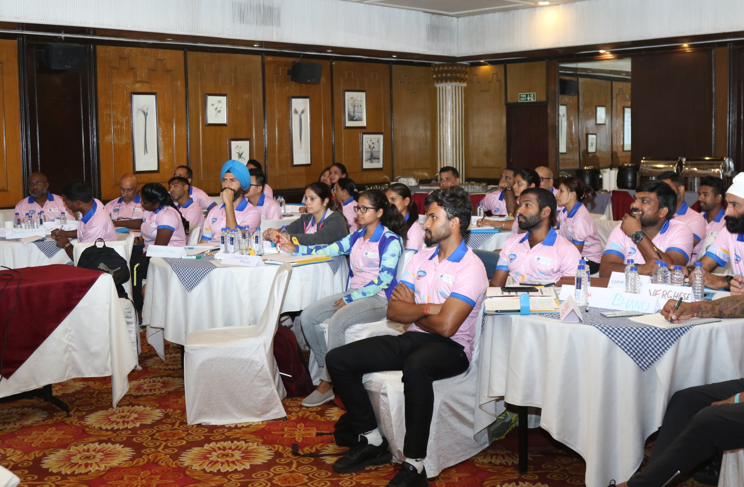 International Hockey Federation (FIH) organize Facilities workshop for Hockey India State Member Units