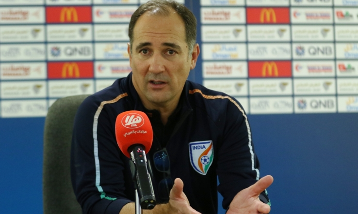 I want my India to play without fear against anyone - Igor Stimac