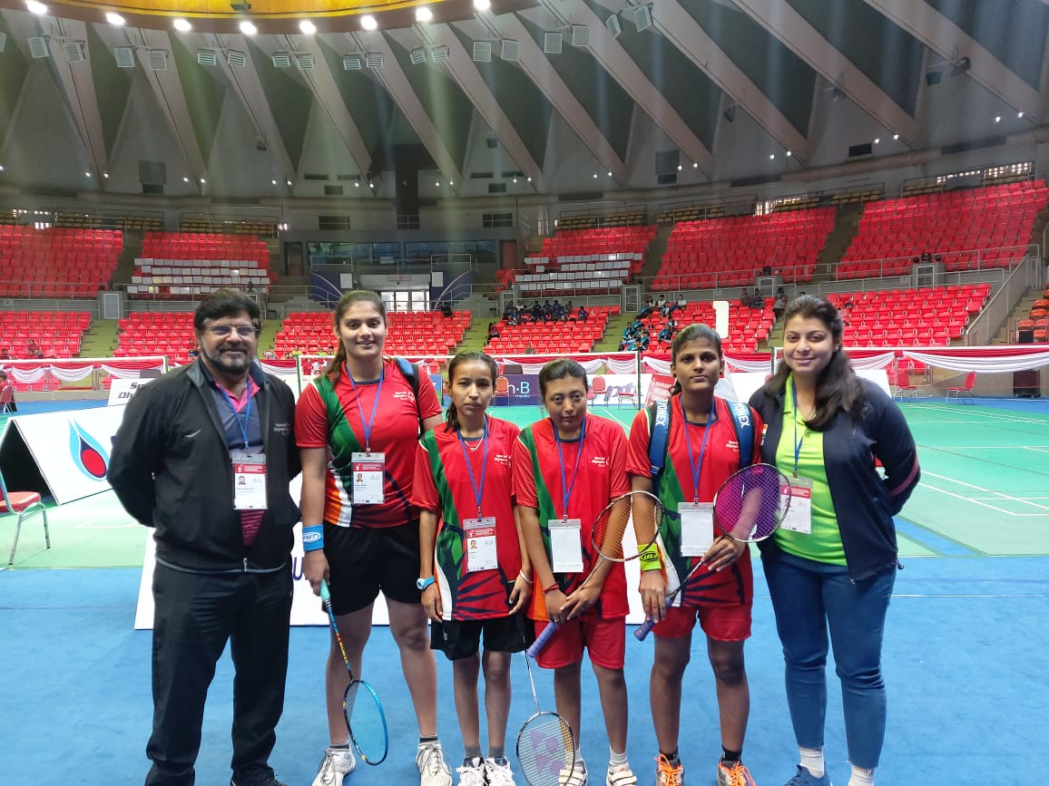 International Badminton Championship with and without intellectual disabilities smashing start in Bangkok