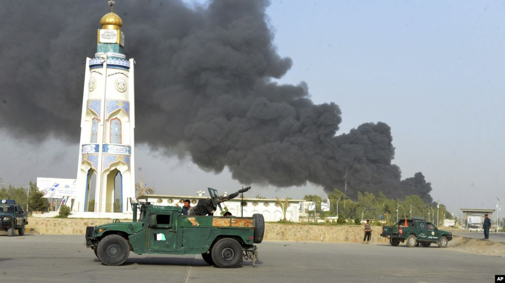 14 killed, 102 wounded in Kandahar & Kabul University attack