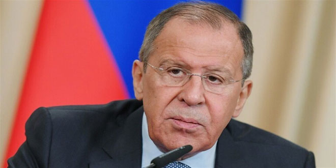 Washington's attempt to control oil fields in Syria illegal - Lavrov