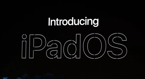 Apple renamed tablet OS in iPadOS