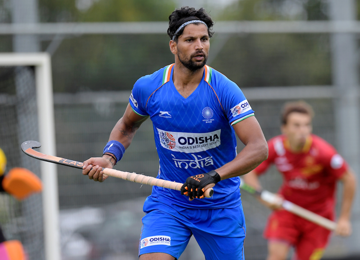 """Grateful to be ending 2019 with a very positive mindset,"" says Indian Men's Hockey Team's drag-flicker Rupinder Pal Singh"
