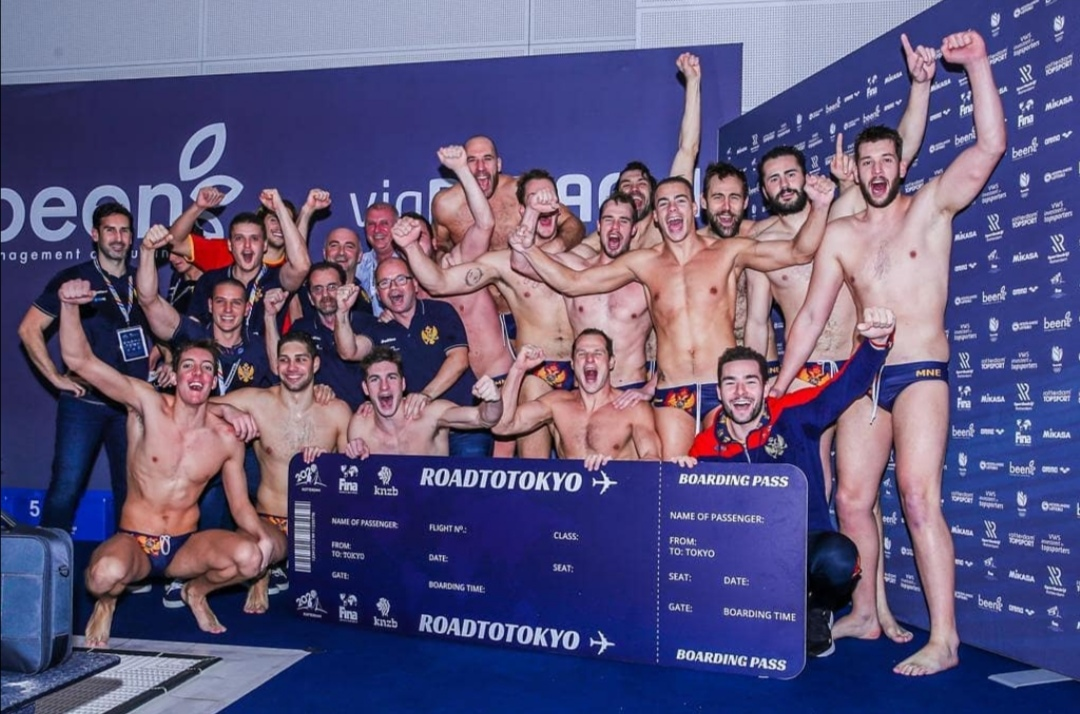 Croatia, Greece and Montenegro secure final Olympic water polo spots
