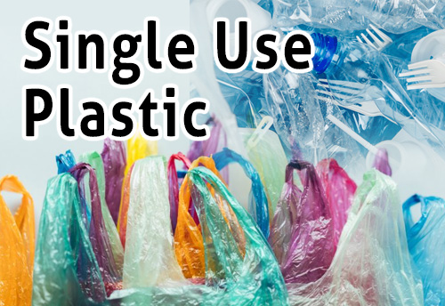 Single used plastic will fully ban by China by 2022