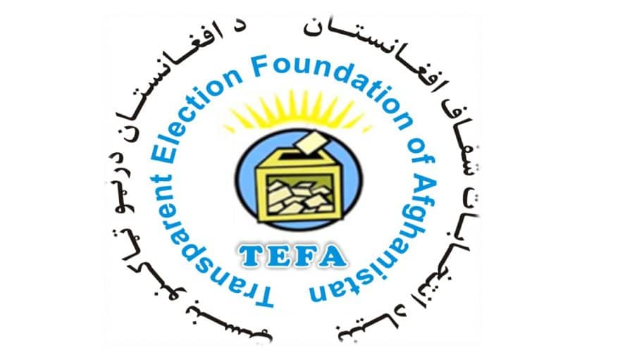 Postponement of Afghanistan presidential election results 'alarming and suspicious': TEFA