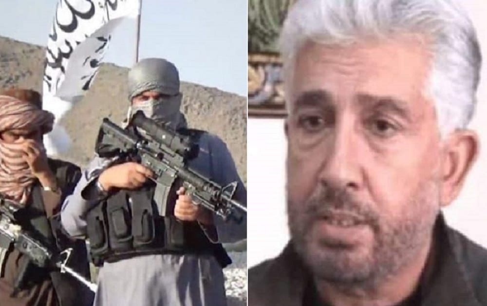 Taliban strongly reacts to killing of political analyst Waheed Muzhda in Kabul city