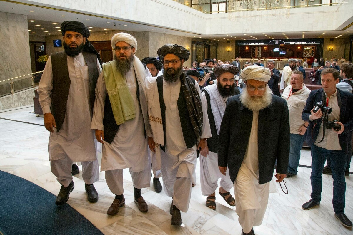 Halted US-Taliban talks resumed in Qatar