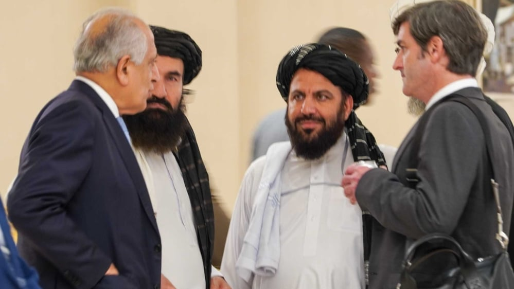U.S.-Taliban peace deal singing tentatively set for 29th of February: Report