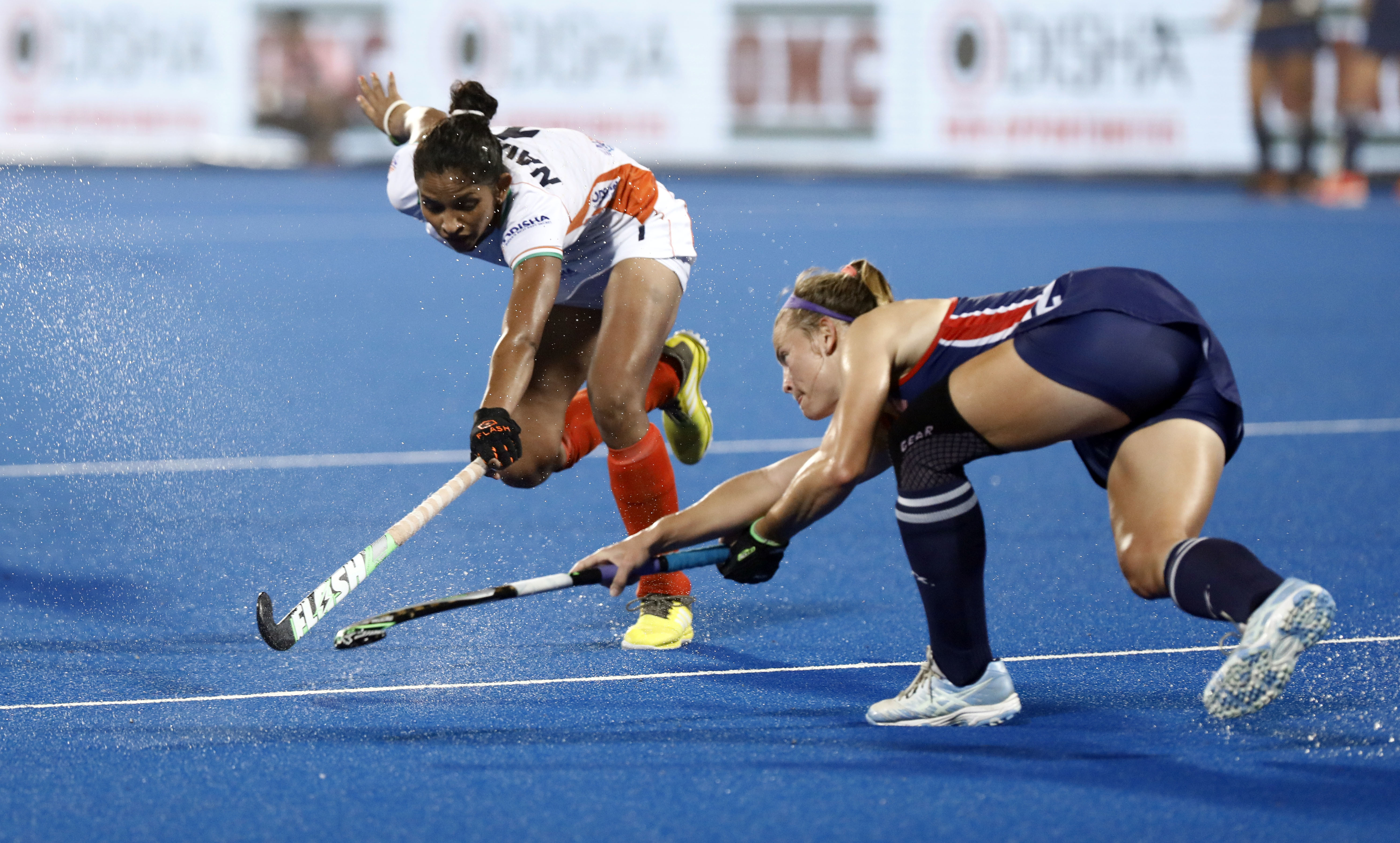 Peaking at the right time will be the most crucial thing for our performance at the Olympics - Navjot Kaur