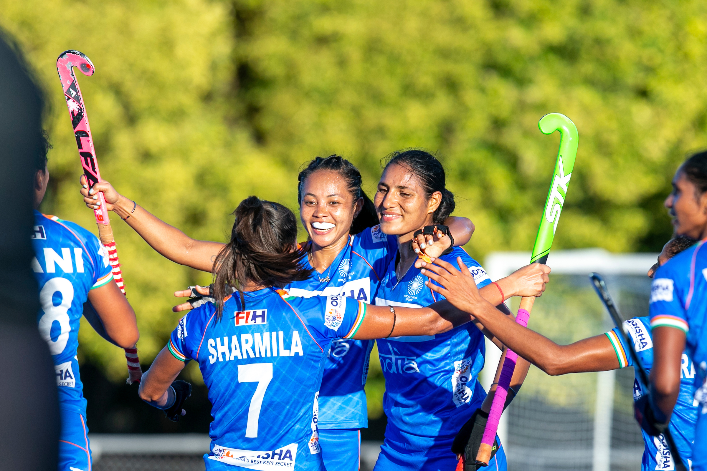 Experienced Argentina 'B' beat Indian Women's Hockey team 3-2 in a thriller