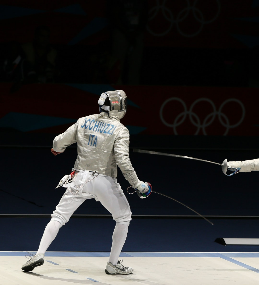 Great Olympic moments: London 2012 Men's Individual Sabre Final
