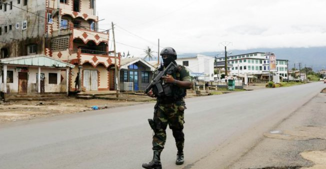 Deadly clashes erupt in Cameroon's restive English-speaking region