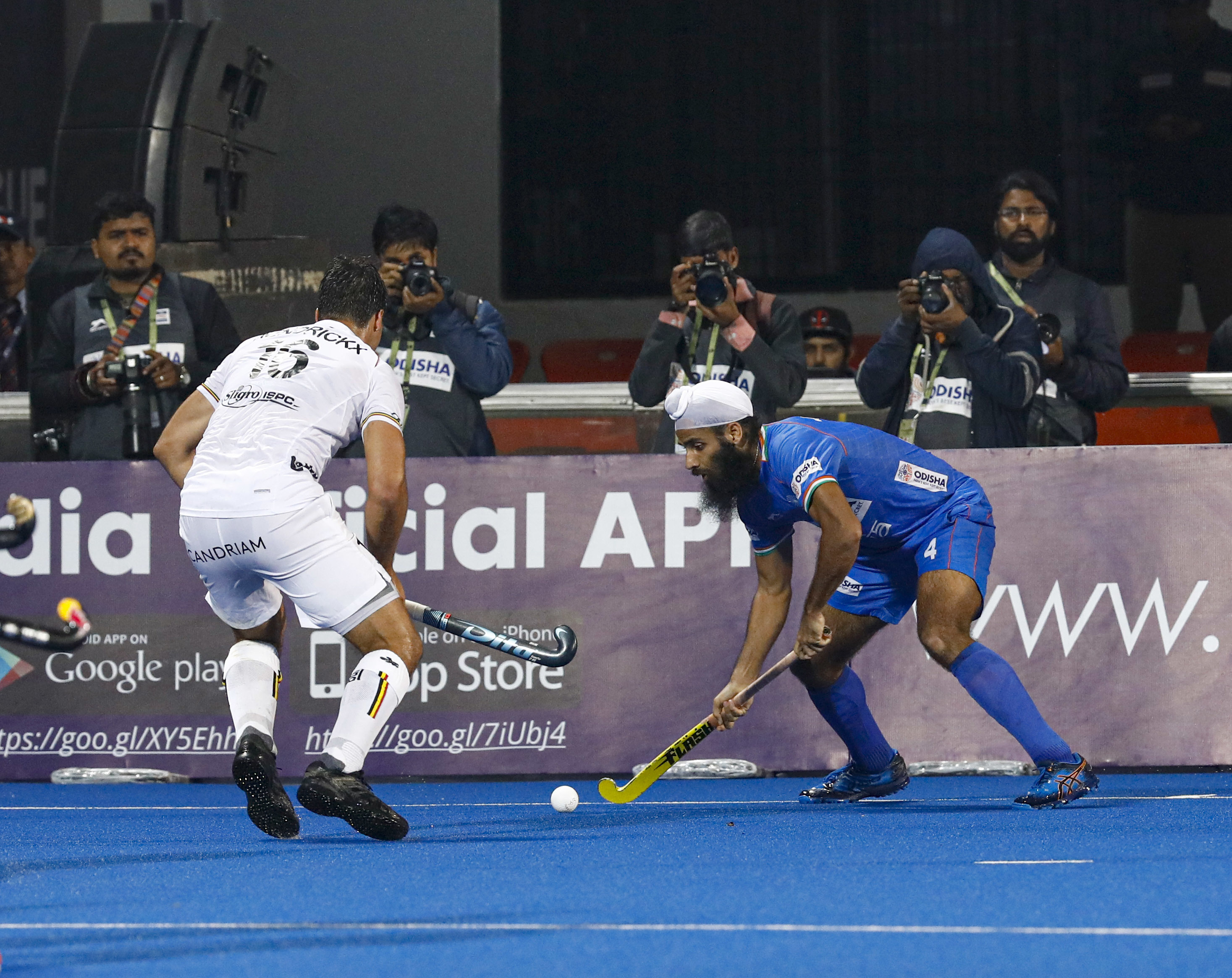 Everyone is really excited for what is to come for Indian hockey, says Defender Jarmanpreet Singh