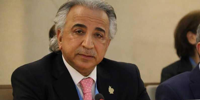 States conspiring on Syria continue supporting terrorist organizations that commit ugliest crimes - Dashti