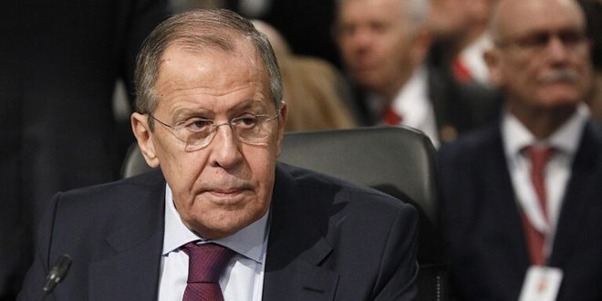 The need to eliminate terrorism in Idleb and settle crisis in Syria - Lavrov