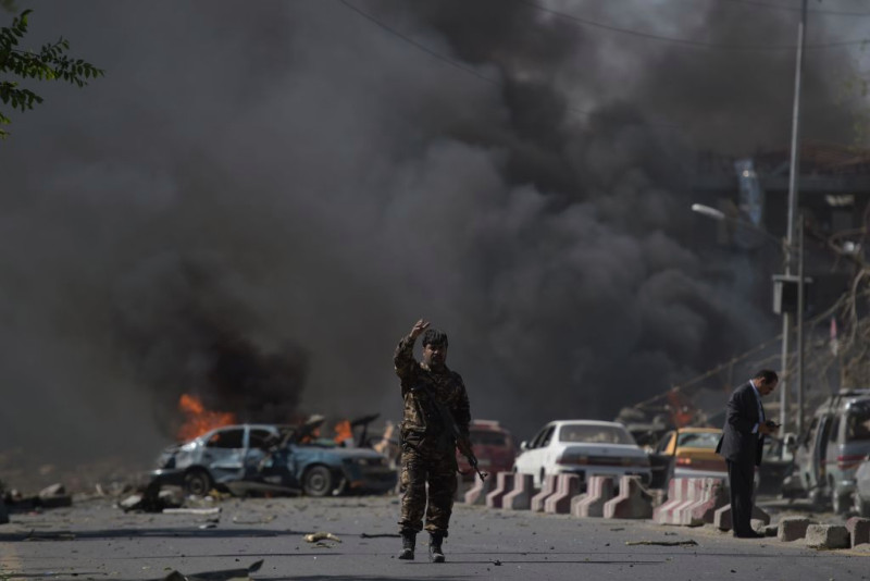 Afghanistan Stays First in Global Terrorism Index Ranking
