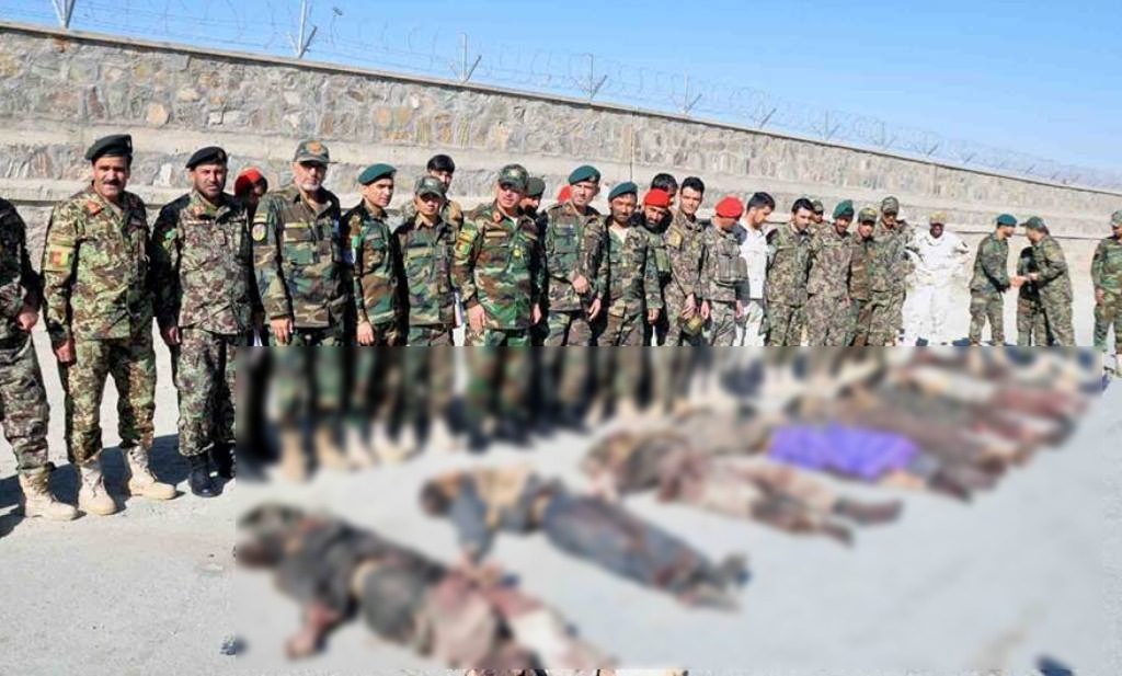 More than dozen Taliban militants killed; wounded on Kabul-Jalalabad highway